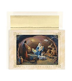 Masterpiece Studios Blessings Of Christmas Boxed Holiday Greeting Cards
