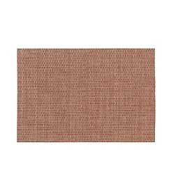 LivingQuarters Granite Red Placemat