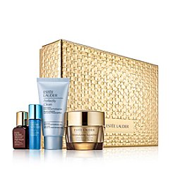 Estee Lauder Global Anti-Aging: Your Complete System Includes A Full-Size Revitalizing Supreme Creme (A $135 Value)