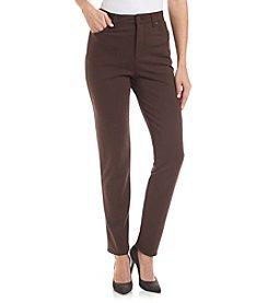 Gloria Vanderbilt® Amanda Studded Ponte Pants
