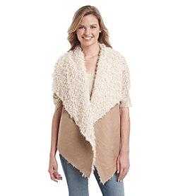 Taylor & Sage™ Faux Fur Lined Vest