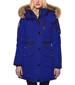 Noize Betty Three-Quarter Length Parka