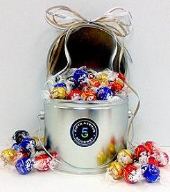 Fifth Avenue Gourmet Assorted Lindt Truffle Tin