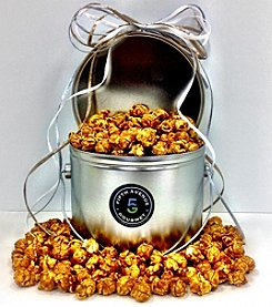 Fifth Avenue Gourmet Caramel Popcorn Tin