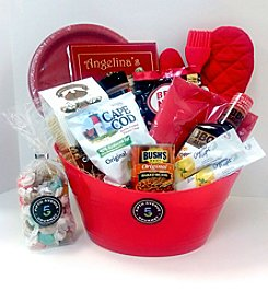 Fifth Avenue Gourmet Taste of Summer Gift Basket