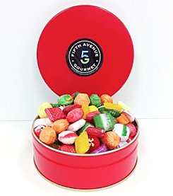 Fifth Avenue Gourmet Old Fashion Candy in a Holiday Tin (1-lb.)
