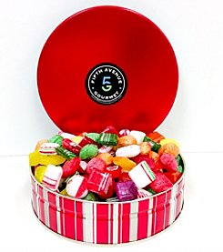 Fifth Avenue Gourmet Old Fashion Candy in a Holiday Tin (2-lb.)