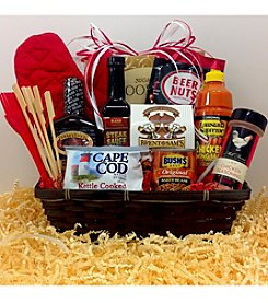 The Fifth Avenue Gourmet Ultimate BBQ Gift Basket