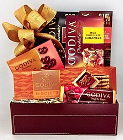 The Fifth Avenue Gourmet Godiva Gift Box