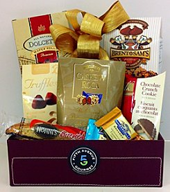 The Fifth Avenue Gourmet Chocolate Gift Delights