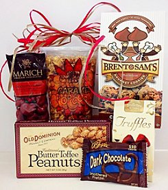 The Fifth Avenue Gourmet Snack Gift Stack