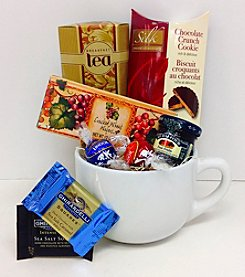 The Fifth Avenue Gourmet Tea Mug Gift Set