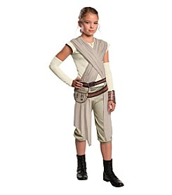 Disney® Star Wars™ Episode VII: The Force Awakens Rey Deluxe Child Costume