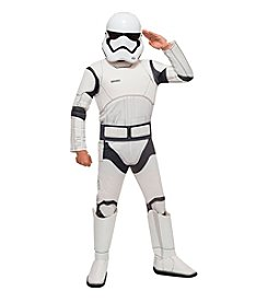 Star Wars® Episode VII Stormtrooper® Deluxe Boy's Costume
