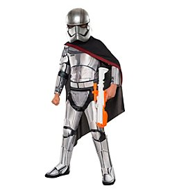 Disney® Star Wars™ Episode VII: The Force Awakens Captain Phasma™ Super Deluxe Child Costume
