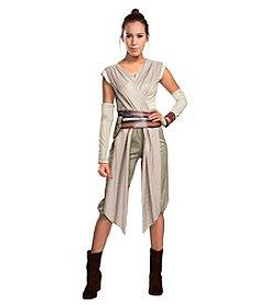 Disney® Star Wars™ Episode VII: The Force Awakens Rey Deluxe Adult Costume
