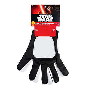 Star Wars® Episode VII Flame Trooper Men's Gloves