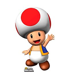 Super Mario Bros® Toad Standup