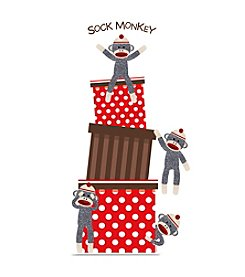 Sock Monkey Standup