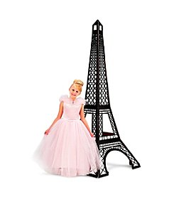 Paris Damask Eiffel Tower Standup
