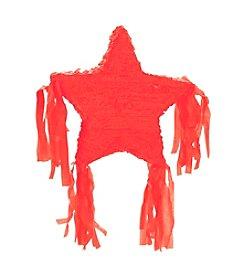 Red Star Piñata