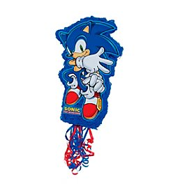 Sonic the Hedgehog Pull-String Piñata