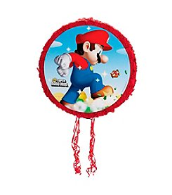 Super Mario Bros® Pull-String Piñata