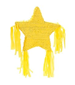 Yellow Star Piñata
