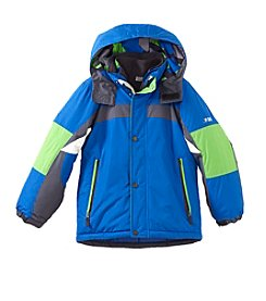 London Fog® Boys' 8-20 Spliced System Jacket