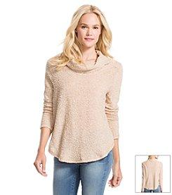 Jessica Simpson Funnel Neck Sweater