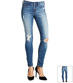 Jessica Simpson Skinny Destructed Jeans