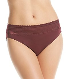 Warner's No Pinching, No Problems Hi-Cut Brief Panty