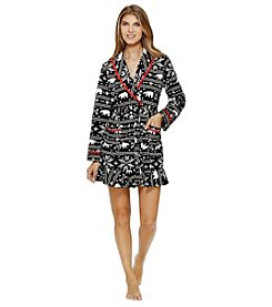 Layla® Short Wrap Robe