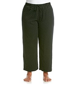 KN Karen Neuburger Printed Lounge Pants