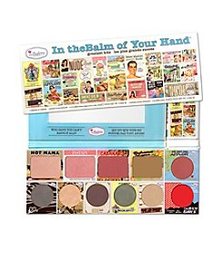 theBalm In The Balm Of Your Hand® Palette