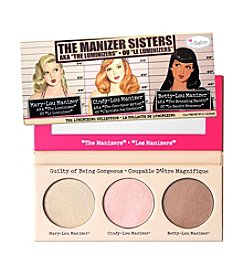 theBalm The Manizer Sisters Luminizing Collection