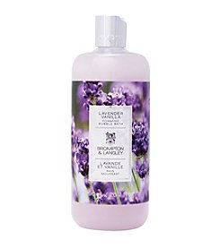 Brompton & Langley Lavender Vanilla Foaming Bubble Bath