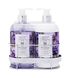 Brompton & Langley Lavender Vanilla Bath Caddy