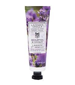 Brompton & Langley Lavender Vanilla Hand Cream
