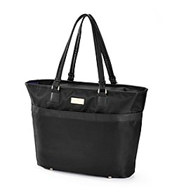 Jessica Simpson Black Travel Tote