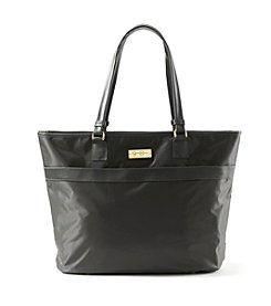 Jessica Simpson Charcoal Travel Tote