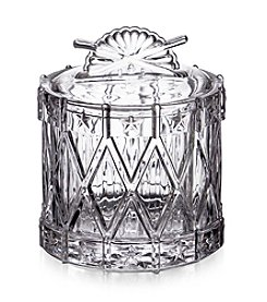 Crystal Clear® Holiday Drum Jar