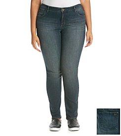 Ruff Hewn® Plus Size Skinny Jeans