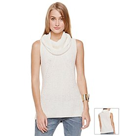 Vince Camuto® Waffle-Knit Turtleneck