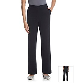 Alfred Dunner® Keep It Modern Regular Pull On Pant
