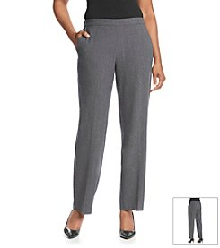 Briggs New York® Solid Bi-Stretch Pants