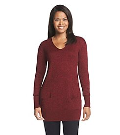 Studio Works® V-Neck Tunic Sweater