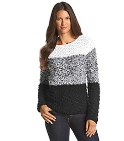 Fever™ Colorblock Sweater