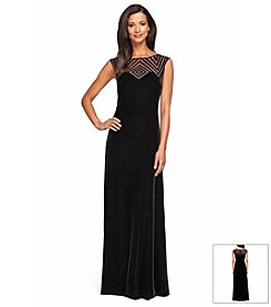 Alex Evenings® Velvet Gown