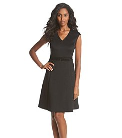 Andrew Marc® Seamed Dress